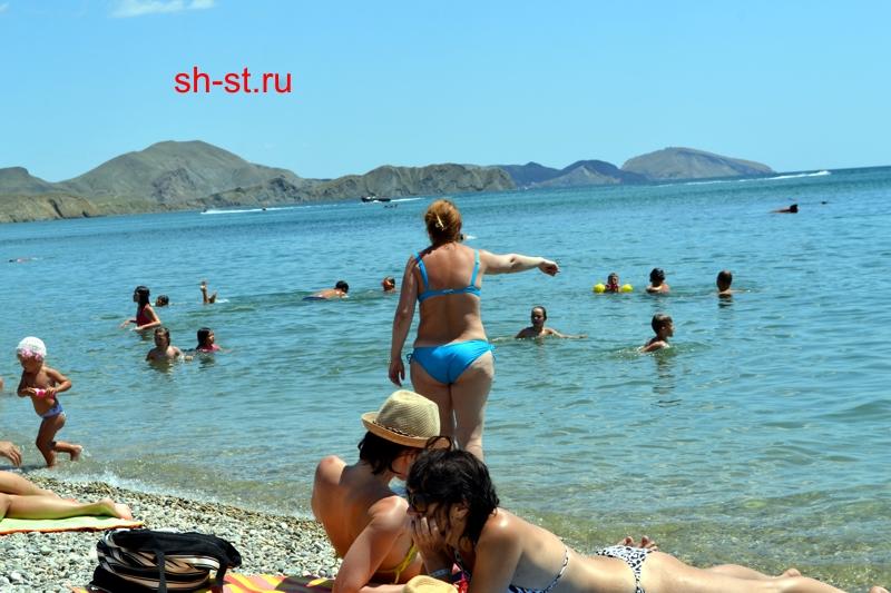 Крым это рай для детей России